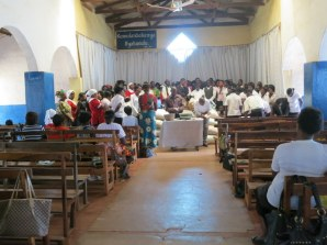 Mpongwe Church