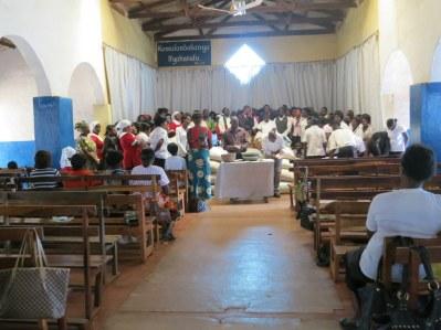 Mpongwe Church