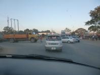 Chaos at Kabwe!